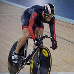 Men's Sprint Cyclist
