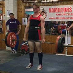 Men's Powerlifter