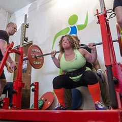 Women's Powerlifter